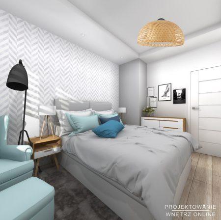 Modna i komfortowa sypialnia 4
