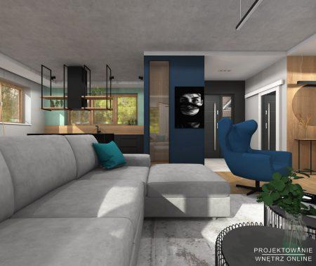 Projekt domu w stylu industrialnym10