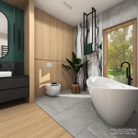 Projekt domu w stylu industrialnym20