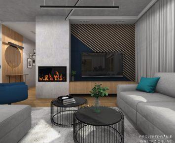 Projekt domu w stylu industrialnym7