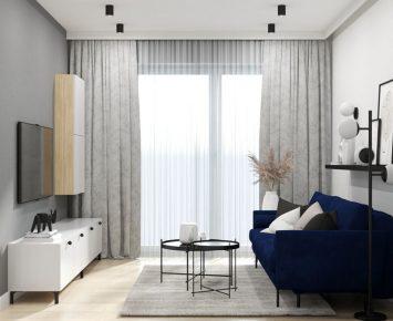 Projekt mieszkania 30 m2 (1)