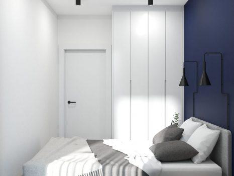 Projekt mieszkania 30 m2 (2)