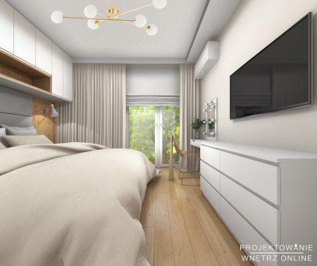 Projekt mieszkania 5pokojowego56