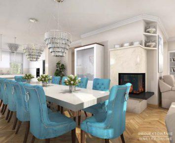 Salon-Nowoczesne-Glamour-piekne-turkusowe-krzesla