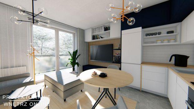 Salon z aneksem kuchennym (3)