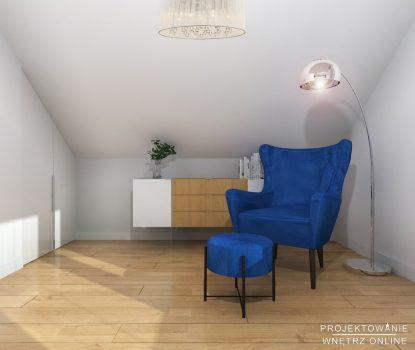 Sypialnia na poddaszu (9)