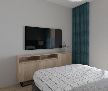 Sypialnia w stylu marynistycznym4