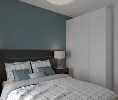 Sypialnia w stylu marynistycznym6