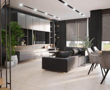 projekt mieszkania 115 m2 (20)