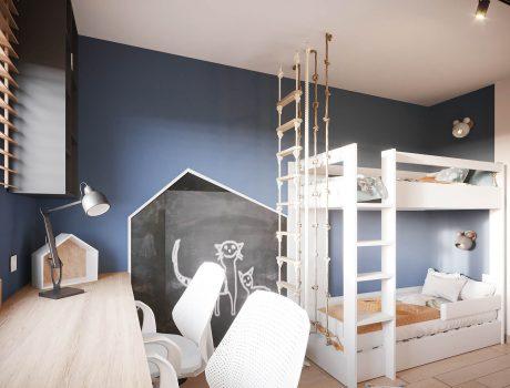projekt pokoju dziecięcego (2)