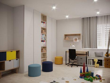 projekt pokoju dzieciecego (3)